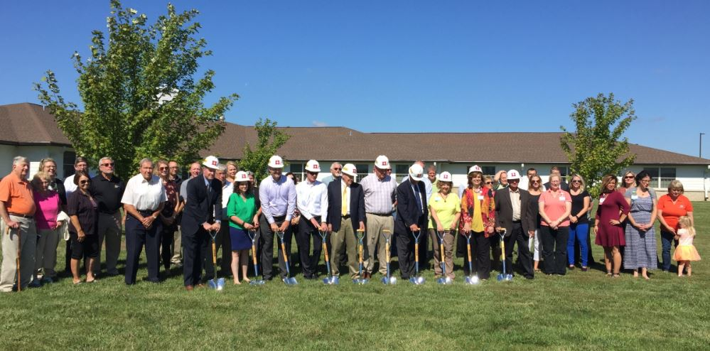 Oak Hill Groundbreaking