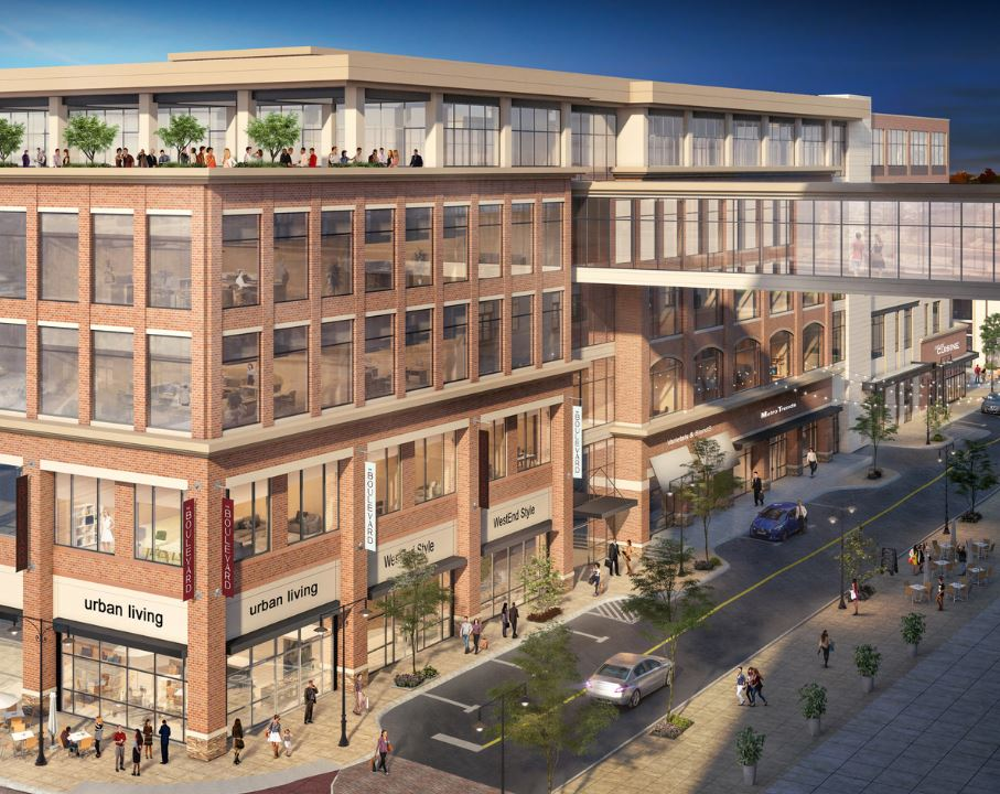 Plans Announced To Advance Second Phase Of The Boulevard St Louis Construction News And Review