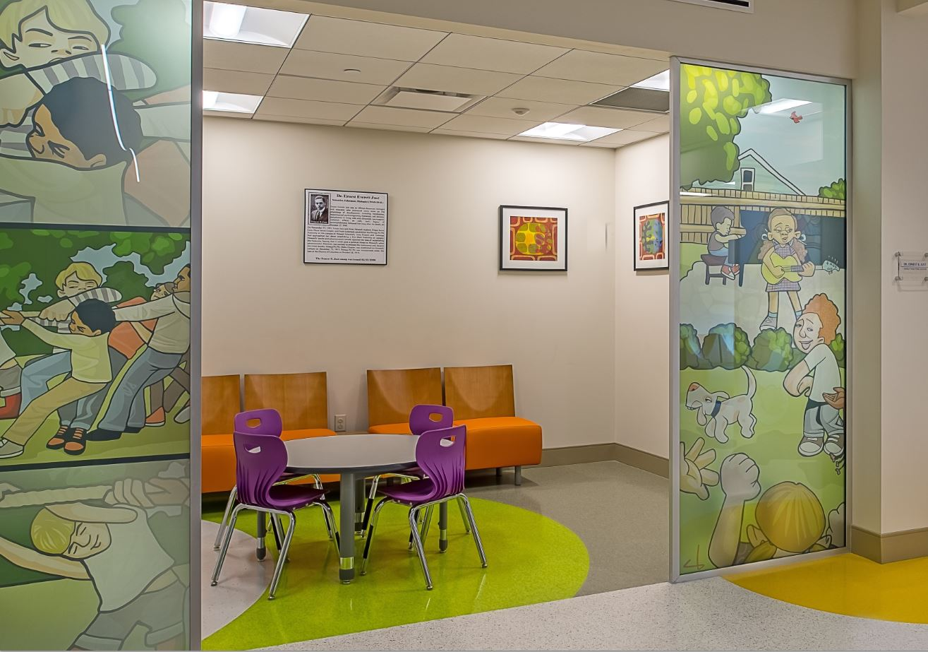 KAI Celebrates Grand Opening Of Lacy Clay Center For Childrens Health In St Louis MO