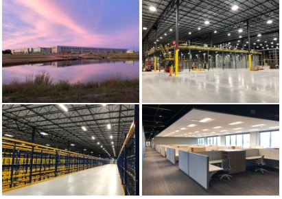 Wiegmann Associates completes work at new American Outdoor Brands  Corporation distribution center in Columbia cd2a883aa