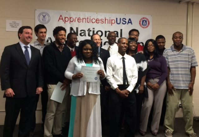 Building Union Diversity Bud Program Graduates Third