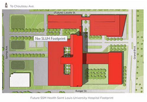 New SSM Hospital