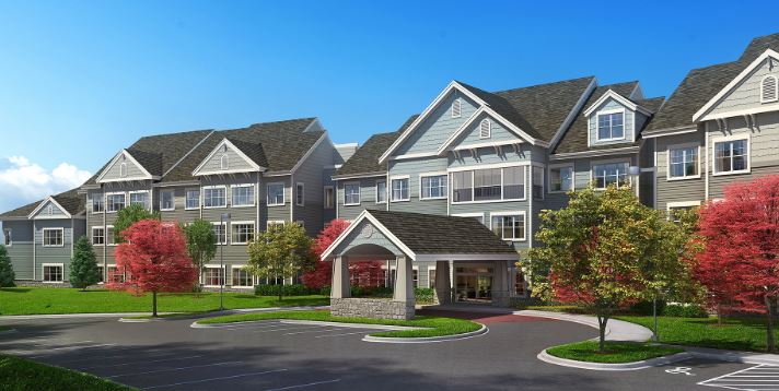 The Sheridan in Chesterfield – St  Louis Construction News and Review