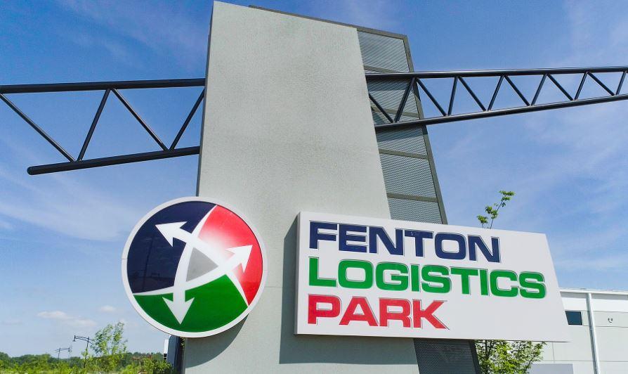 Fenton Logistics Park Lands Hubbell-Killark & BASF – St