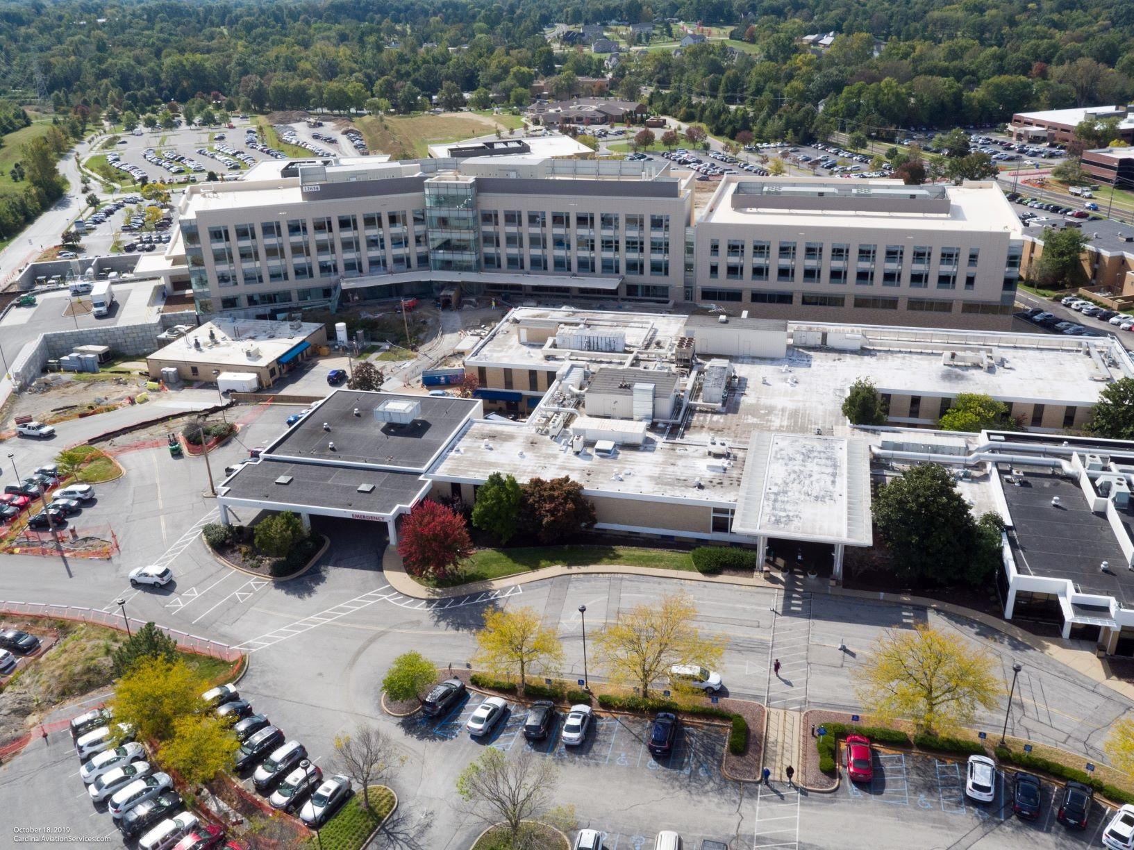 Ribbon Cut on New Barnes-Jewish West County Hospital - St ...